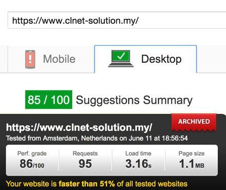 Бързина на зареждане на сайт и трябва ли да се фиксираме върху резултатите от Google PageSpeed Insights 4