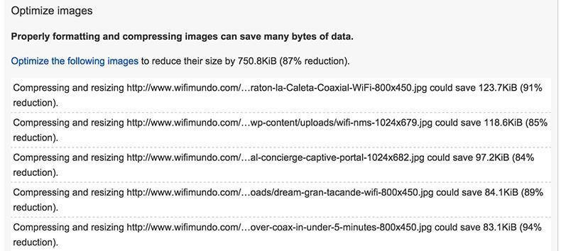 Бързина на зареждане на сайт и трябва ли да се фиксираме върху резултатите от Google PageSpeed Insights 7